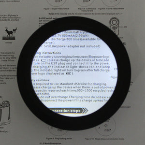 Gifted Gear LED Dome Magnifier