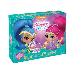 Shimmer & Shine Colour and Activity Book