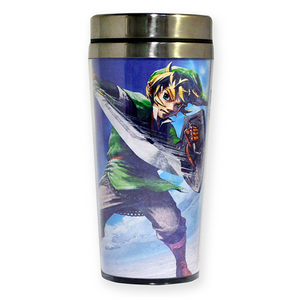 Just Funky The Legend of Zelda Travel Mug