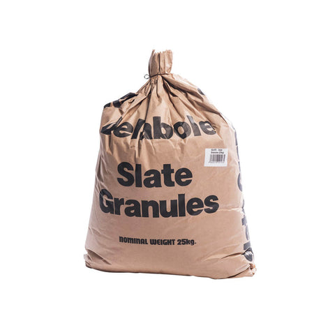 Crushed Slate Granuals - Slate