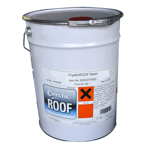 CrysticROOF Resin (20kg)