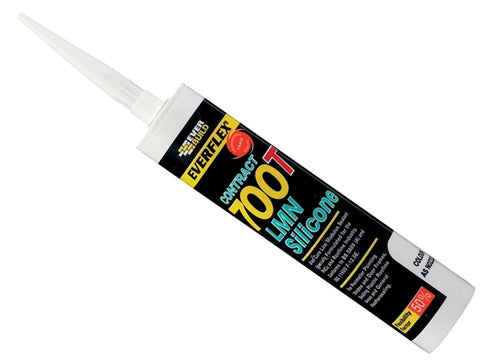 Everbuild 700T High Performance Silicone - 25 pack