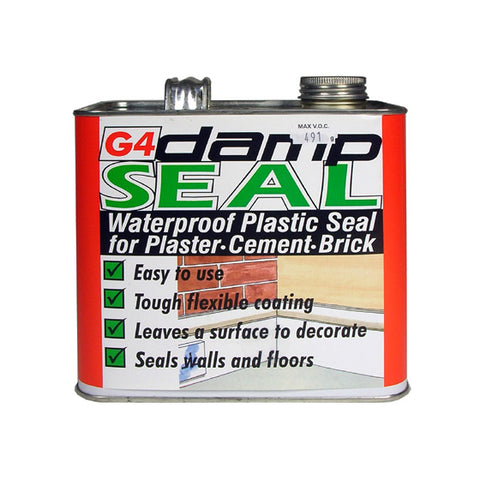 G4 Sealer/Primer for concrete, lead etc - 2.5kg