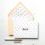Thank You Polka Dot Notecard Set