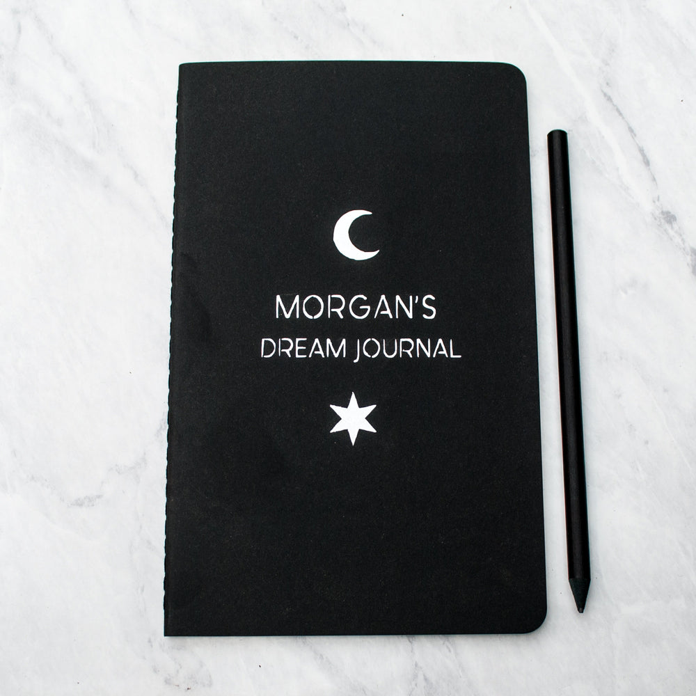 Luxury Personalised Dream Journal