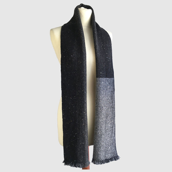 Regular Fleck Dark Twill Scarves