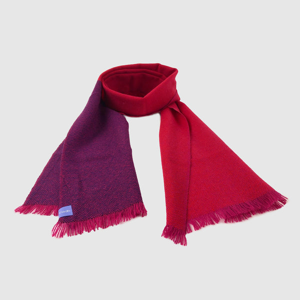 Regular Silky Plain Weave Scarves Pink Range