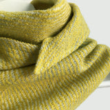 Medium Silky Light Twill Triangle Scarves