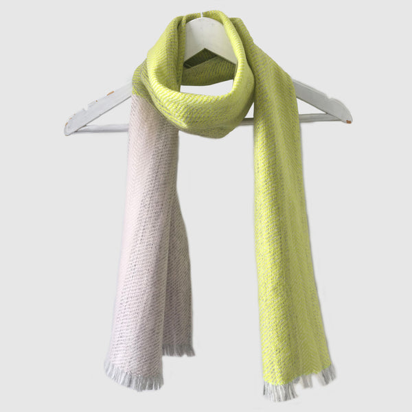 Regular Silky Twill Scarves Acid Range