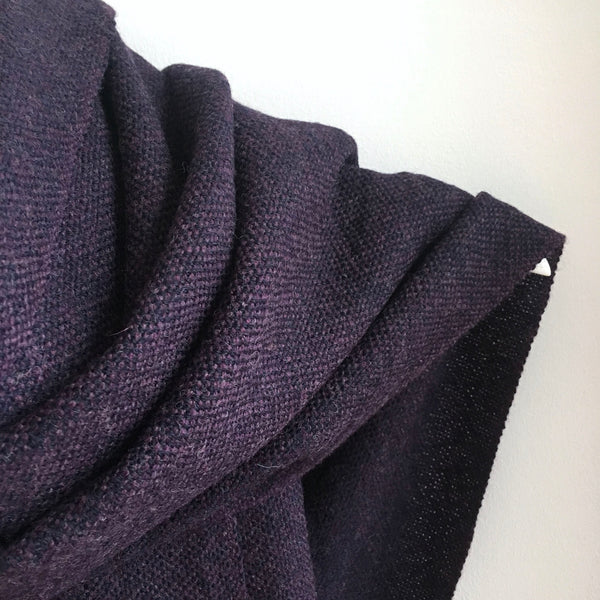 Large Silky Plain Weave Shawl Scarves