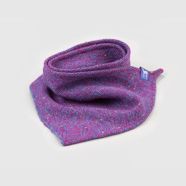 Fleck Small Triangle Scarf