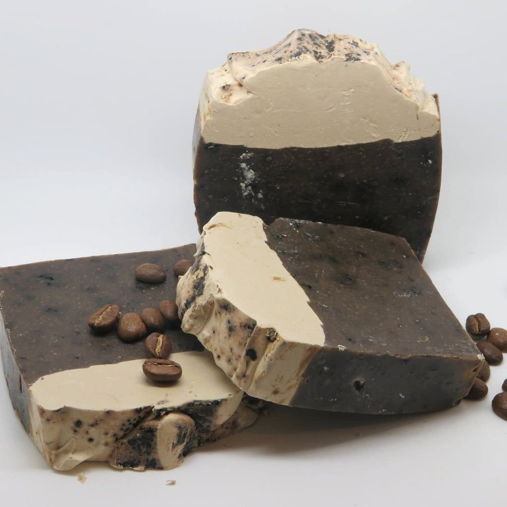 Coffee & French Vanilla Bar Soap