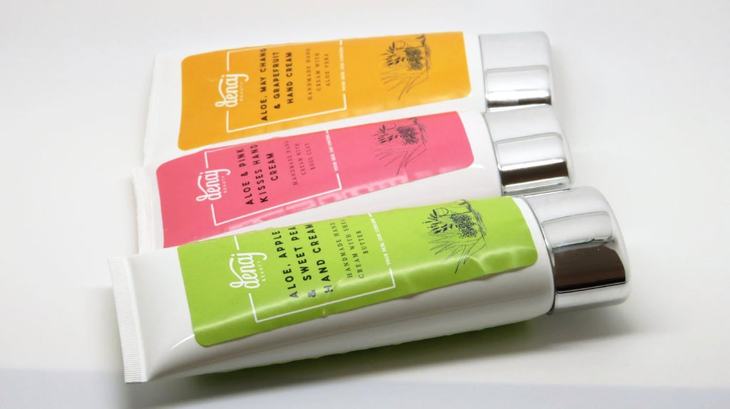 Aloe, Apple & Sweet Pea Hand Cream