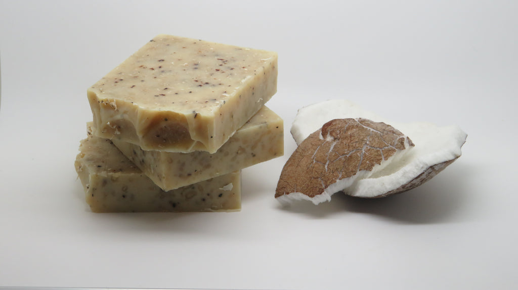 Coconut Milk & Shea Soap