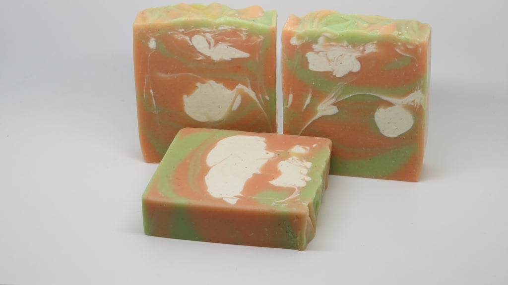 Lemongrass, Lime & Tangerine Soap