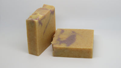 Buttermilk and Lavender Soap