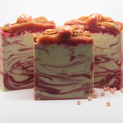 Candy & Shea Butter Soap