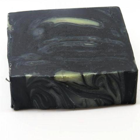 Activated Charcoal, Tea Tree & Rosemary Facial Soap