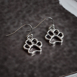 Cute Paw Earrings