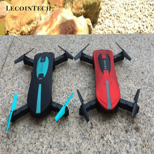 Drone Portable Quadrocoptère Intelligent, Camera HD (2 Coloris)