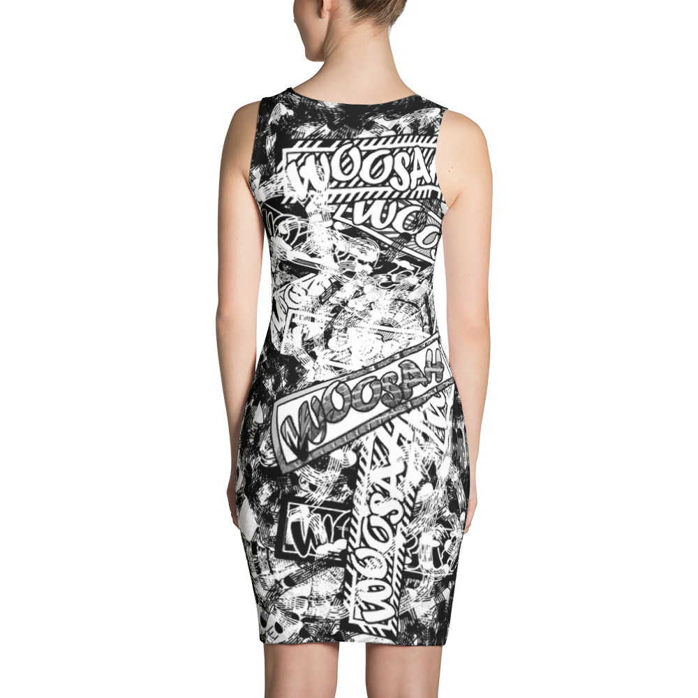 Sublimation Dress - All Over
