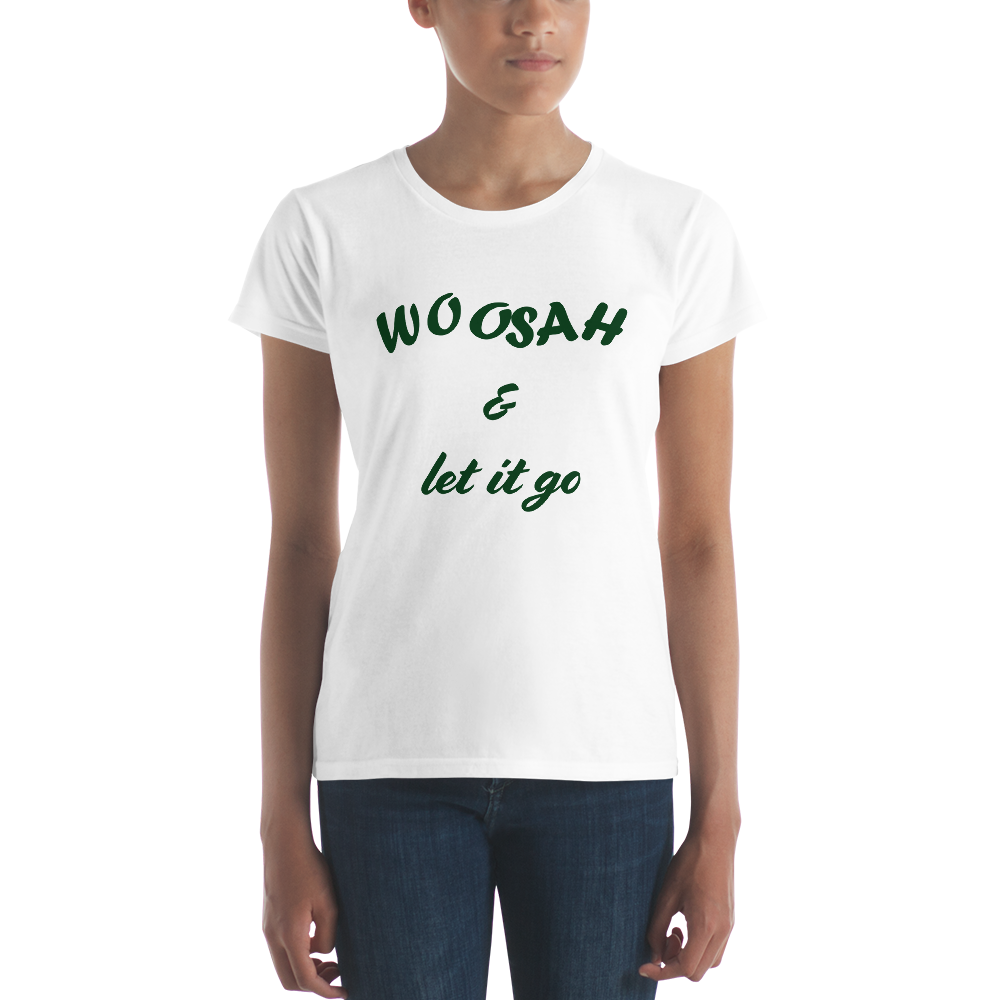 Second Skin - Women's short sleeve t-shirt