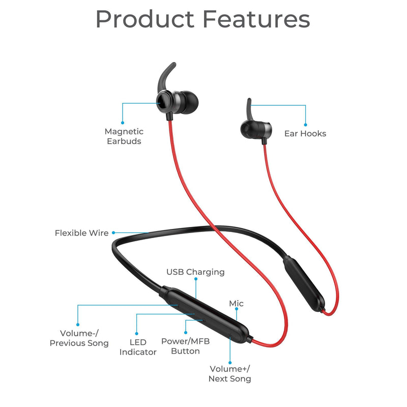 wireless earphones india