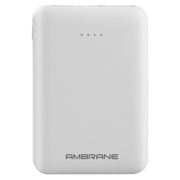 PP-501 5000 mAh Compact Size Power Bank | Best Smartphone Power Bank - AmbraneIndia