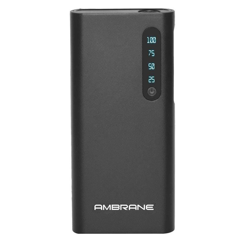 Ambrane P-888 8000 mAh (Black, Lithium-ion) - Ambrane India Pvt Ltd