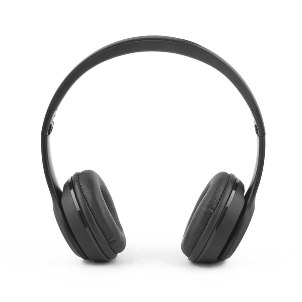 WH-11 Over The Ear Headphones (Black) - AmbraneIndia