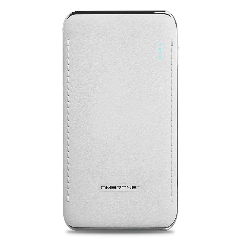 Ambrane Power Bank P-1600 (16750 mAh) Grey