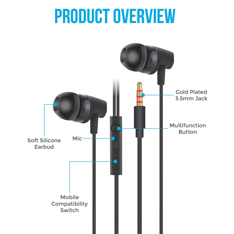EP-20 in Ear Wired Earphones