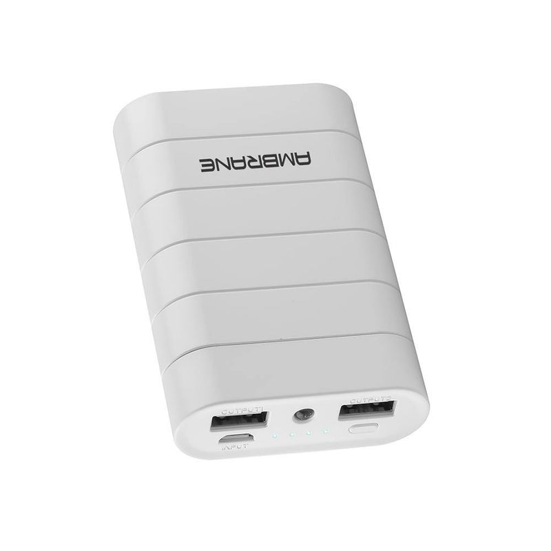 P-611 6000 mAh Power Bank - AmbraneIndia