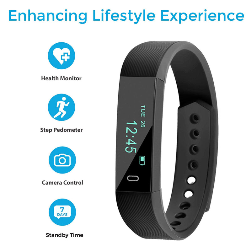 AFB-29 Smart Fit Band with OLED Display