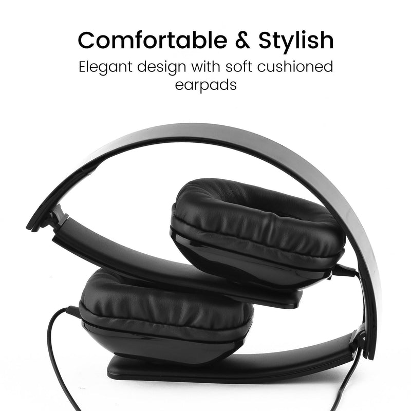 Ambrane Ultra Comfortable Wired Headphone HP-11 With Mic