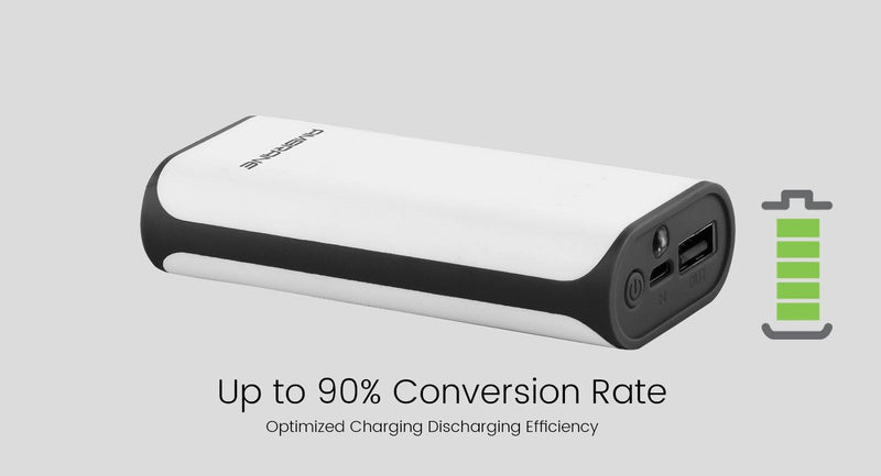 P-501 5200 mAh Power Bank - AmbraneIndia
