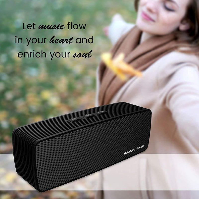 bluetooth speaker sound