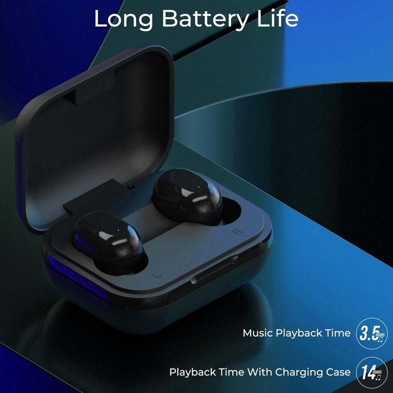 Ambrane NanoBuds True Wireless Earphones - AmbraneIndia
