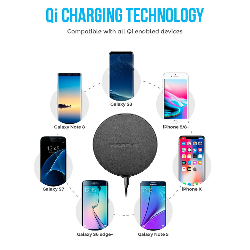 wireless chargers Qi