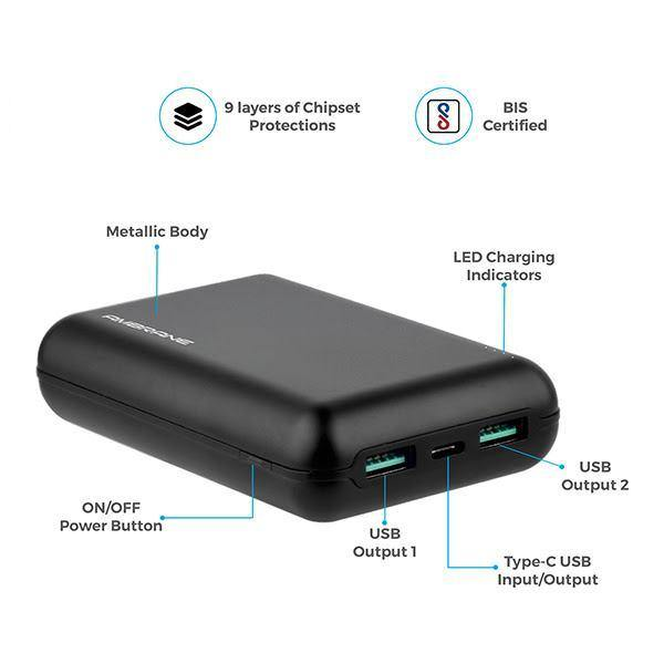 fast charging power bank india
