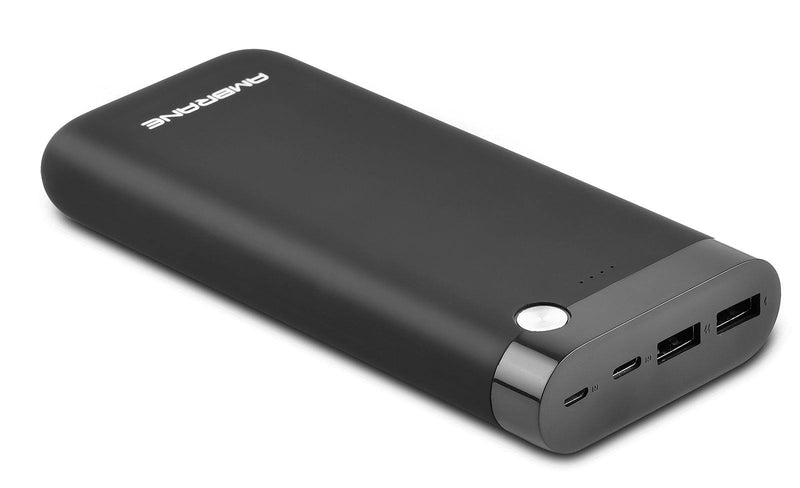 Power Bank and Car Charger Combo - AmbraneIndia