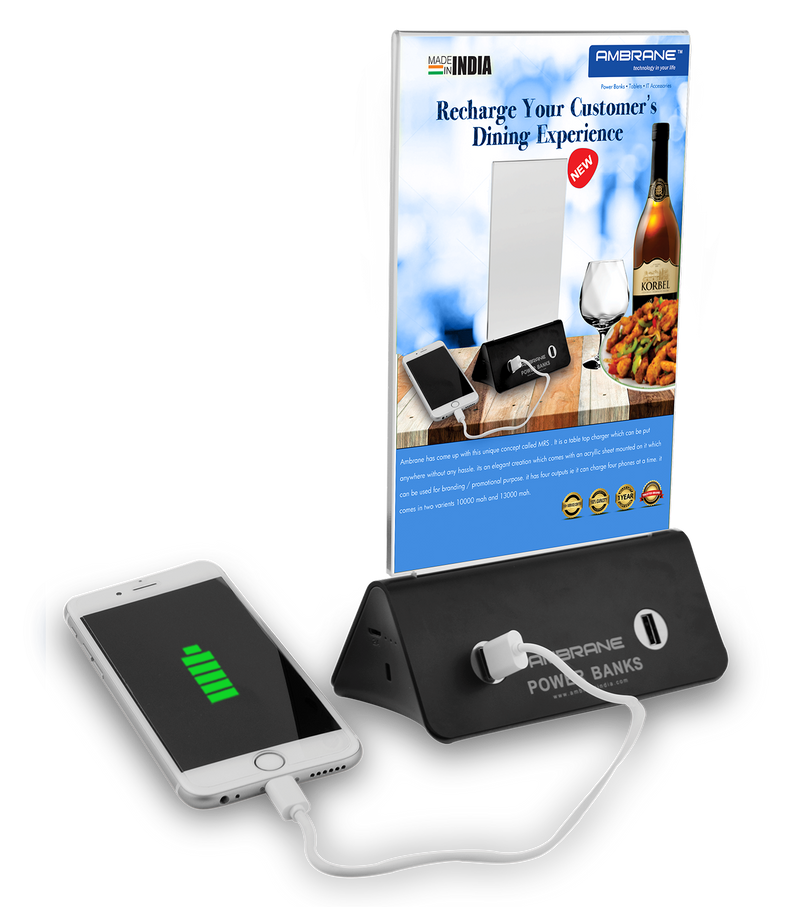 MRS TD 100 Mobile Recharge Station