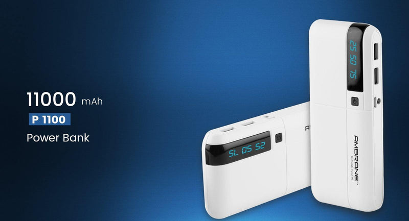 P-1100 10,000 mAh Power Bank