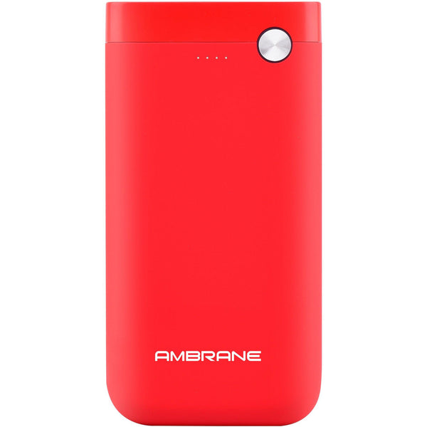 PP-11 10000 mAh Lithium Polymer Power-Bank (Red)