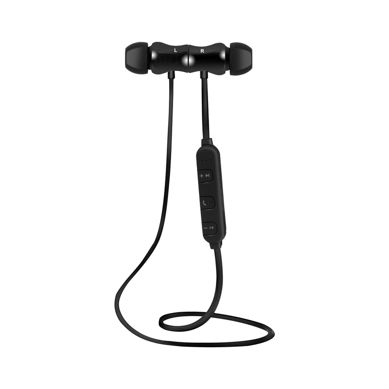 WE-20 Wireless Collar Earphones (Black)