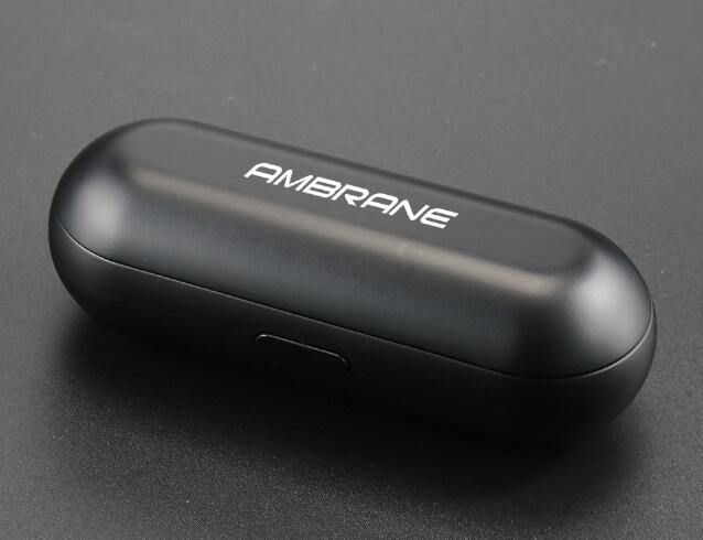 Ambrane ATW-38 True Wireless Earphones (Black) - AmbraneIndia