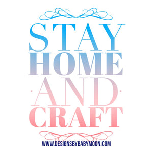 More #STAYHOMEANDCRAFT News - and sharing some sales around the web