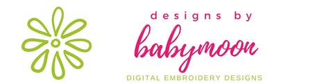 Designs by babymoon digital embroidery designs