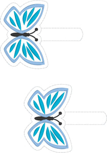 Primavera Butterfly Snap Tab 4x4 and 5x7