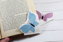 Butterfly Corner Bookmark Design